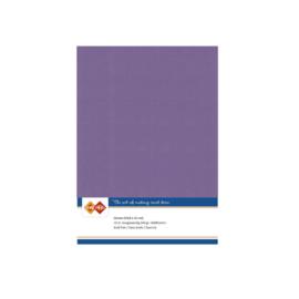 Linen Cardstock - A5 - Grape LKK-A562