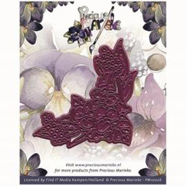 Die - Precious Marieke - Voorjaars Collectie 2 - Corner Swirl PM10026