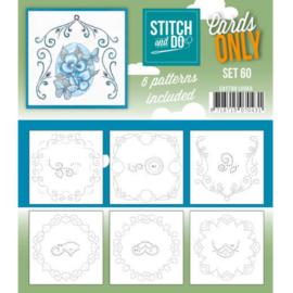 Cards only Stitch 60 4k COSTDO10060
