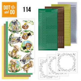 Dot and Do 114- Dogs DODO114