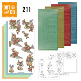 Dot and Do 211 - Yvonne Creations - Have a Mice Christmas