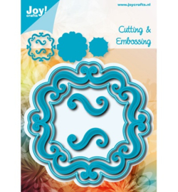 Joy Cutting & Embossing 6002/0535