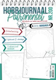 Hobbyjournaal Patronenset 200 - Stitch and Do HJ200-STDO