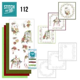Stitch and Do 112 Warm Christmas Feelings  STDO112