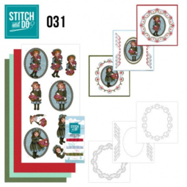 Stitch and Do 31 - Beterschap STDO031