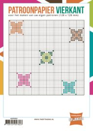 Hobbydots-Sparkles Patroonpapier HSPPP001