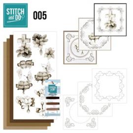 Stitch & Do 5 - Condoleance