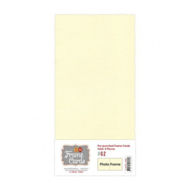 Frame Cards - Vierkant - Creme FC-4KPF02