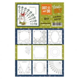 Dot & Do - Cards Only - Set 9 CODO009