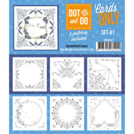 Dot and Do - Cards Only - Set 41 CODO041