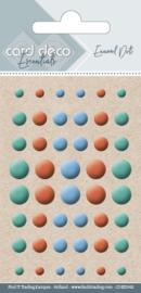 Card Deco Essentials - Enamel Dots CDEED002