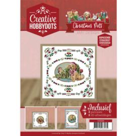 Creative Hobbydots 5 - Amy Design - Christmas Pets CH10005