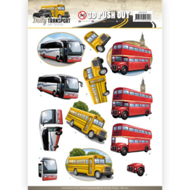 Pushout - Amy Design - Daily Transport - By Bus SB10232