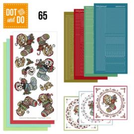 Dot & Do 65 - kerstkousen DODO065