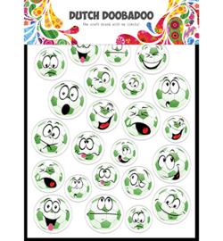 Ddbd 474.007.016 - Dutch Buzz cuts Voetbal