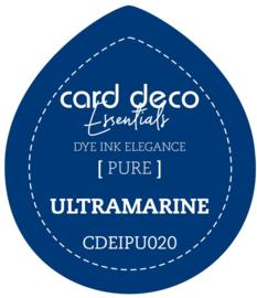 Card Deco Essentials Fade-Resistant Dye Ink Ultramarine CDEIPU020