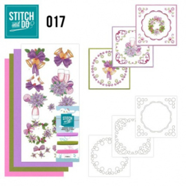 Stitch and Do 17 - Christmas STDO017