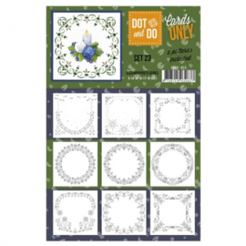 Dot & Do - Cards Only - Set 23 CODO023