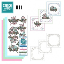 Stitch & Do 11 - Katjes STDO011