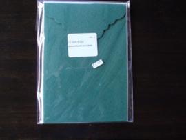 Enveloppekaart 3st. groen 11-069-9226