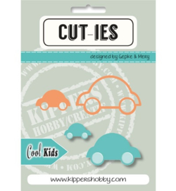 CUT-IES Cool Kids Car 20063