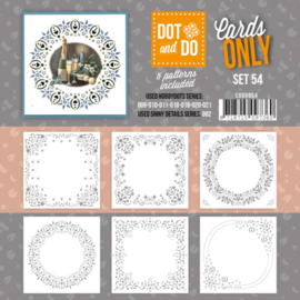 Dot and Do - Cards Only - Set 54 CODO054