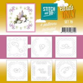 Stitch and Do - Cards Only Stitch 4K - 79 COSTDO10079