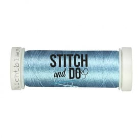 Stitch & Do 200 m - Linnen - Licht blauw SDCD28