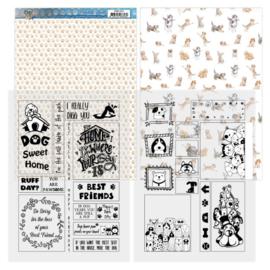 Mica Sheets - Amy Design - Dog's Life ADMC1004