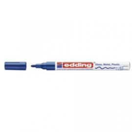 edding E-751 - Lakmarker - Kleur 3 Blauw