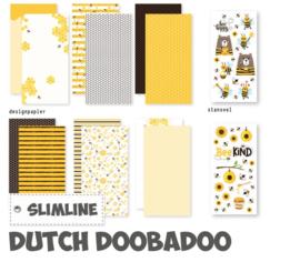 Ddbd 473.005.019 - Crafty Kit Slimline Bee