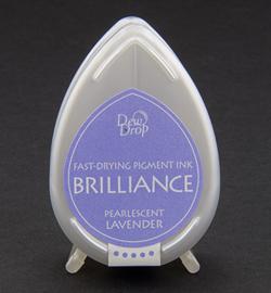 Brilliance Dew Drop - Pearlescent Lavender BD-37