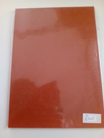 A5 karton 2 bruin