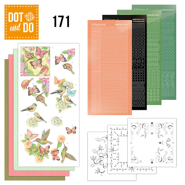 Dot and Do 171 - Vrolijke lente  DODO171