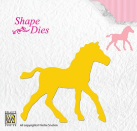 Shape Dies - Horse SD107