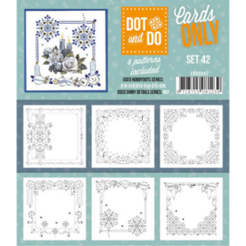 Dot and Do - Cards Only - Set 42 CODO042