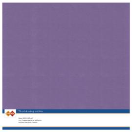 Linen Cardstock - SC - Grape LKK-SC62