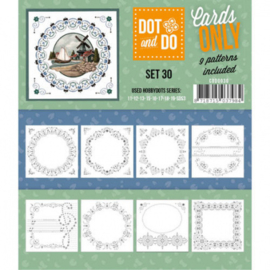 Dot & Do - Cards Only - Set 30 CODO030