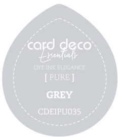 Card Deco Essentials Fade-Resistant Dye Ink Grey CDEIPU035