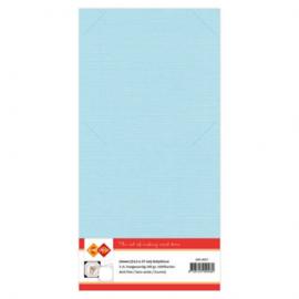 Groove cards babyblauw GRC-4K27