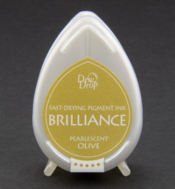 Brilliance Dew Drop - Pearlescent Olive BD-53