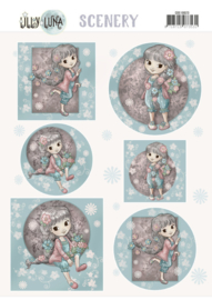 Scenery - Lilly Luna - Lilly loves Flowers CDS10023