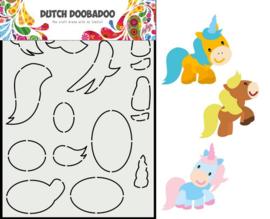 Ddbd 470.713.865 Build Up Unicorn