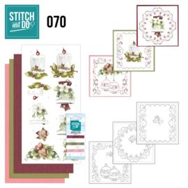 Stitch and Do - Christmas STDO070