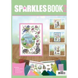 Sparkle Book A6 - 2 SPDOA6002