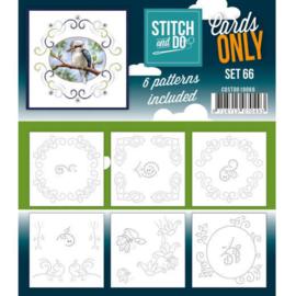 Cards Only Stitch 4K - 66 COSTDO10066