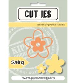 CUT-IES spring - Flower 20056