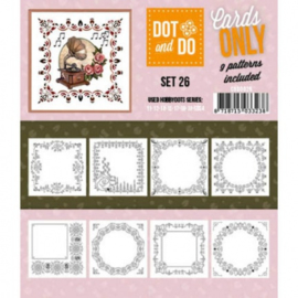 Dot & Do - Cards Only - Set 26 CODO026