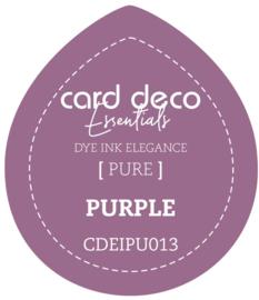 Card Deco Essentials Fade-Resistant Dye Ink Purple CDEIPU013