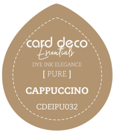Card Deco Essentials Fade-Resistant Dye Ink Cappuccino CDEIPU032